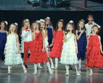 Детский эстрадный ансамбль «Белые крылья»